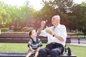 Child Grandfather
