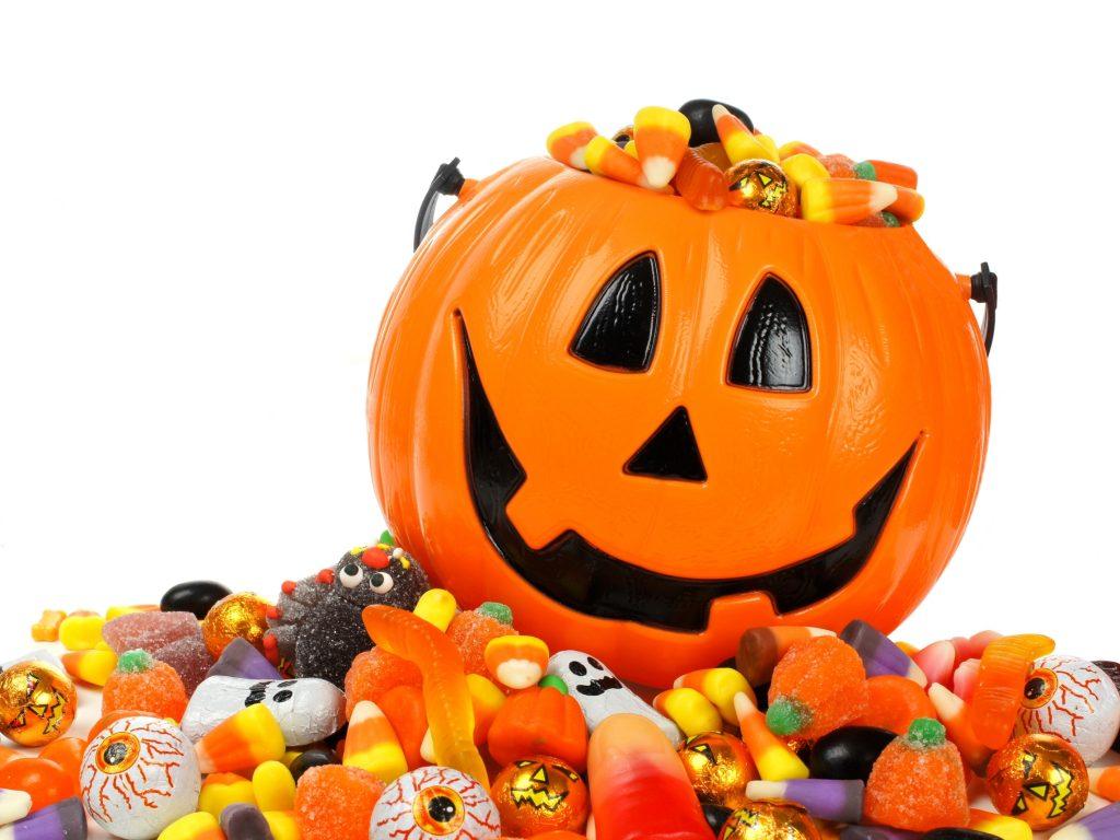 image halloween bonbon