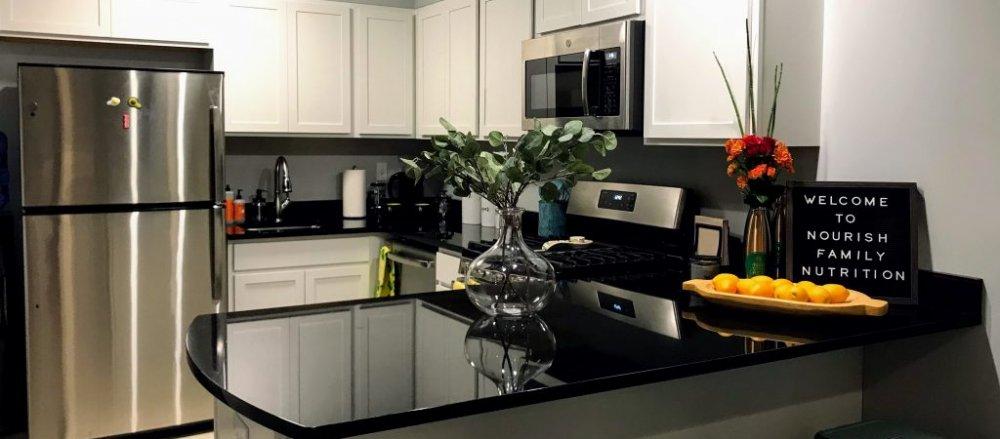 Nourish Family Nutrition Kitchen