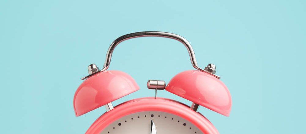 Intermittent Fasting Alarm Clock